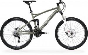 merida Full suspension bike