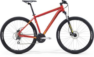 Rent a Bike - Merida bikes Big Nine, model 2016, hydraulic brakes