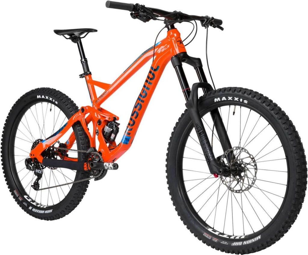 AlpinBikeCenter Enduro Rent-a-Bike